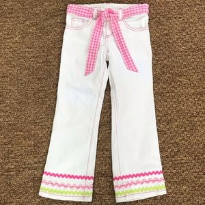 Lilly Pulitzer (girl's) jeans